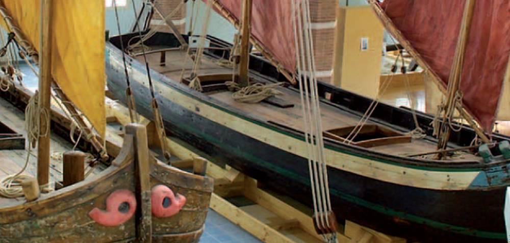 Dall'Azienda di Soggiorno . . . il Museo della Marineria