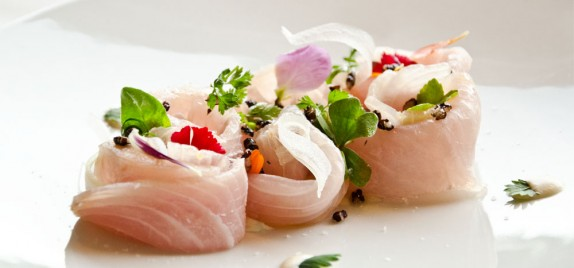 Carpaccio di Ricciola