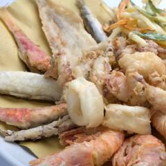 Gran Fritto di pesce del Mare Adriatico