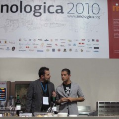 Andrea Bartolini a Enologica 2010