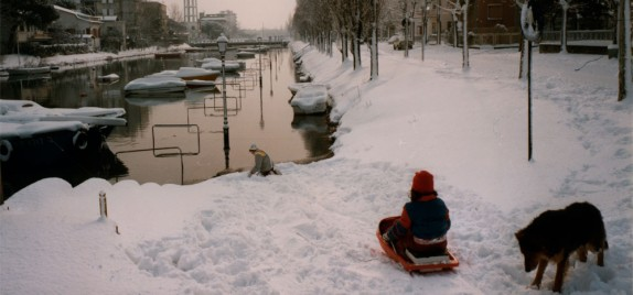 I giochi sulla neve - foto di Luciano Nanni