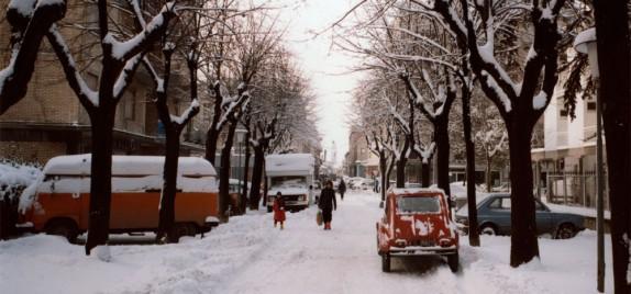 Una via del paese - foto di Luciano Nanni