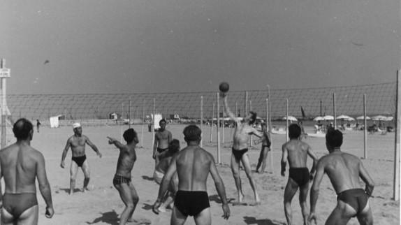 La Spiaggia - archivio Candoli