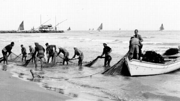 La pesca - archivio Nanni