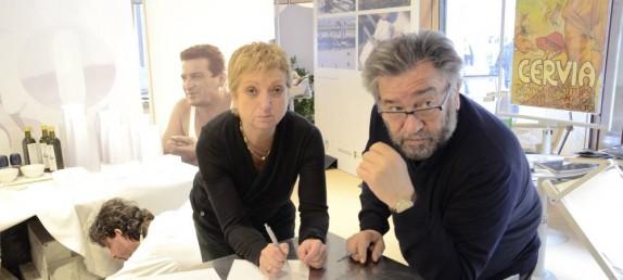I Bartolini: Stefano, Andrea e . . . Anna!
