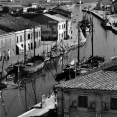 Il Porto Canale all'inizio del secolo scorso