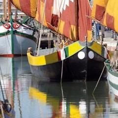 Le vele del Porto Canale Leonardesco