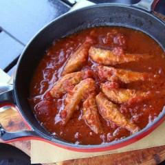Trigliette al Pomodoro - Foto Passione Gourmet
