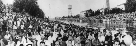 L'arrivo di Palooza - archivio Moretti