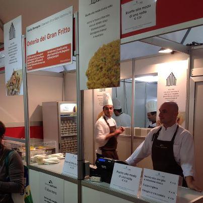 L'Osteria del Gran Fritto a Torino
