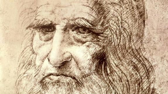 Leonardo da Vinci - schizzo