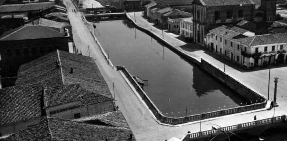Porto Canale Leonardesco - archivio Nanni