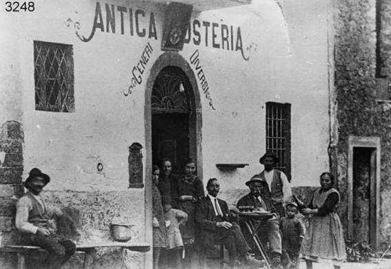 La Romagna delle Osterie - documento storico