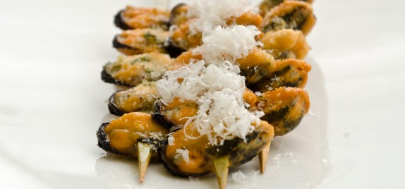 Cheese 2013 - Cozze gratinate