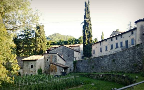 I nostri itinerari in Romagna - Santa Sofia - il paese