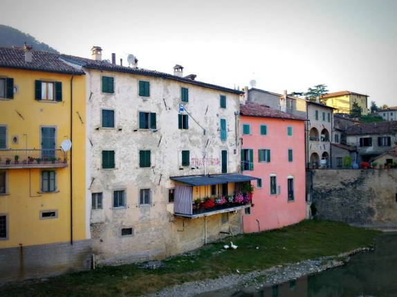 I nostri itinerari in Romagna - Santa Sofia - il centro