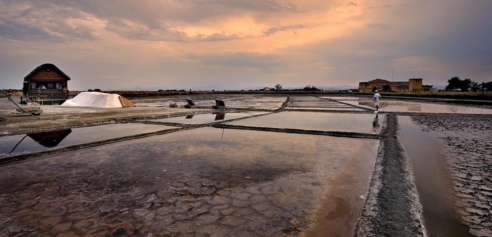 Sulla rotta del sale - Le saline di Cervia