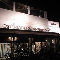 Osteria del Gran Fritto di Milano Marittima